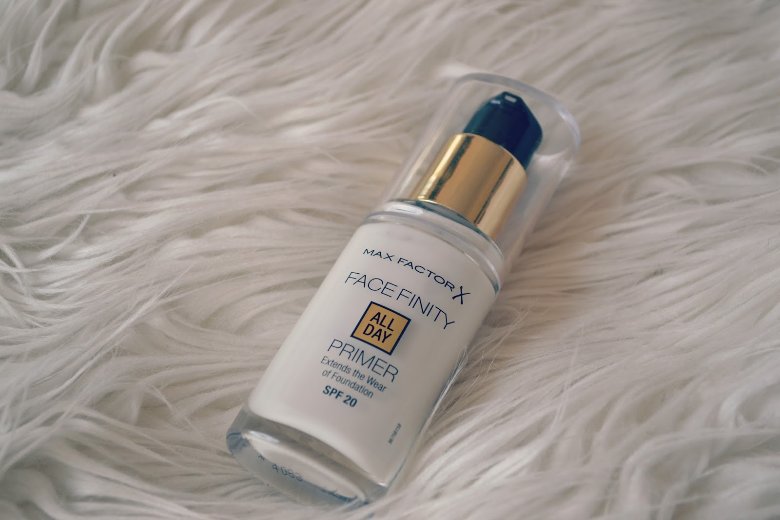 max factor facefinity primer glossybox review