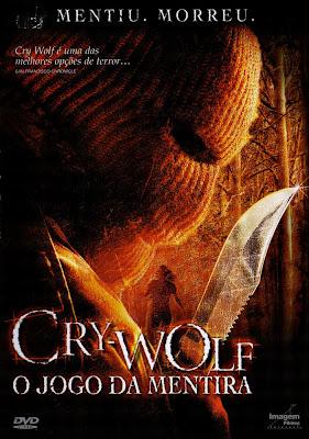 Filme Poster Cry Wolf: O Jogo da Mentira DVDRip XviD & RMVB Dublado