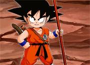 Goku vs Zombies