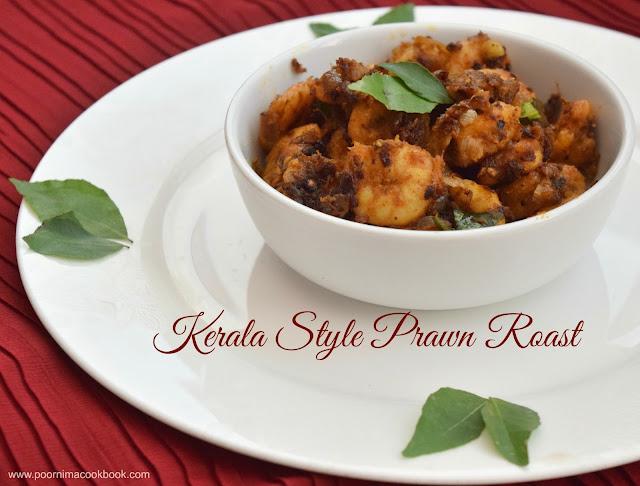 how to make prawn fry kerala style