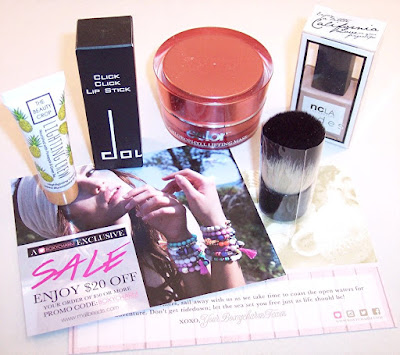 Lone Star Shopper Boxycharm Beauty Subscription Review