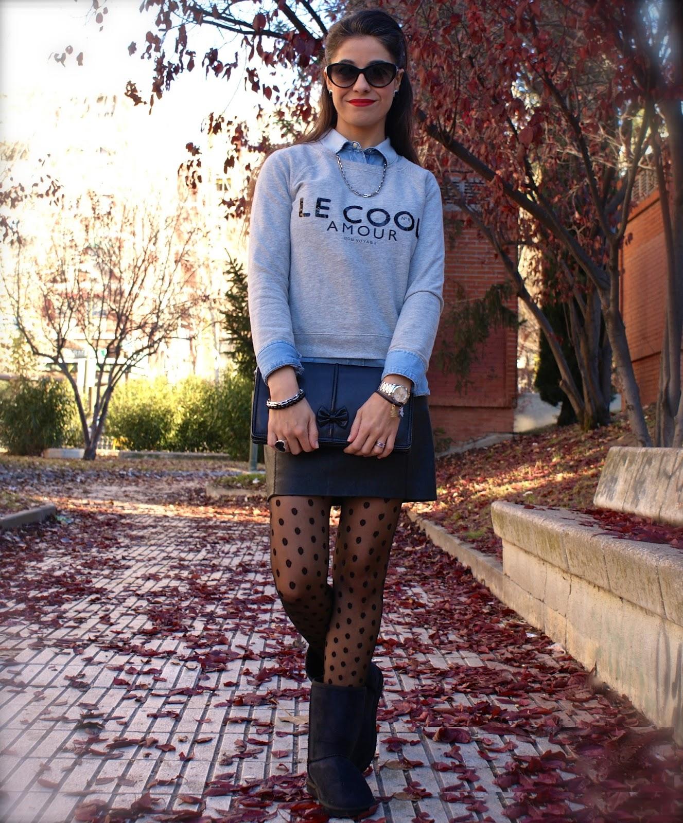 LaCaprichossa-FAshion Blogger-Street Style-MANGO-high heels-xti-Tous-jewelry