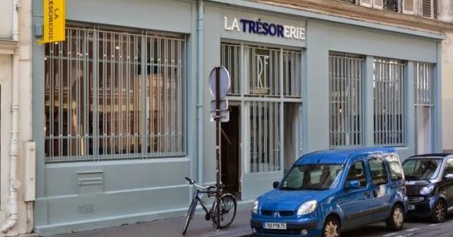 Atelier rue verte le blog paris la tr sorerie for Lg store paris