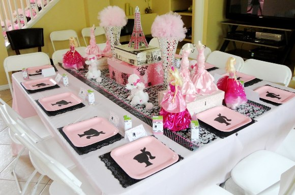 Barbie Birthday Decorations Barbie Birthday Decorations Ideas