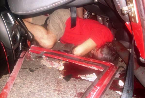 Galeria de fotos: veja imagens da tragdia na boate Kiss, em Santa 59