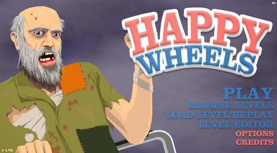 happy wheels full version play
