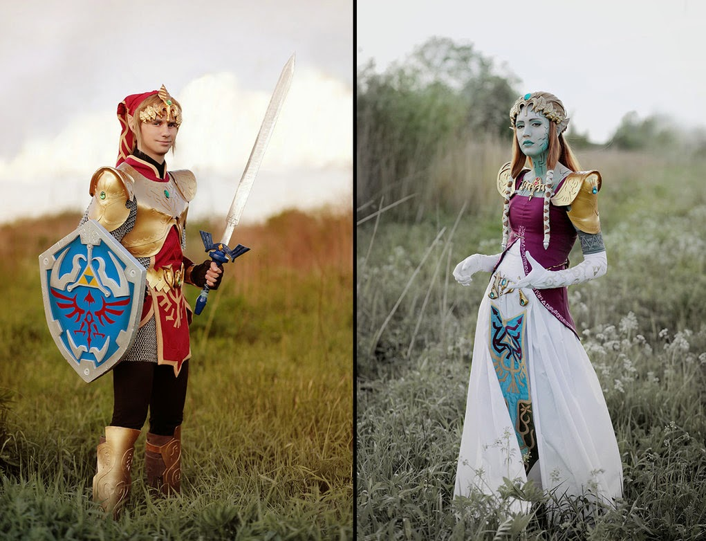 AL WORLD COSPLAY SUMMIT 2014 IL TEAM RUSSO E' CAMPIONE DEL MONDO CON LEGEND OF ZELDA