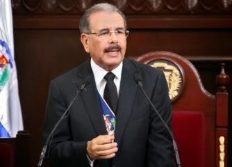 """Danilo Medina: El campo dominicano está viviendo """"una auténtica revolución"""""""