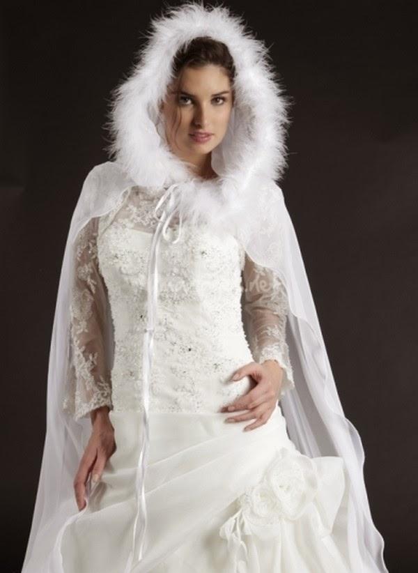 Top du meilleur manteaux de mariage d 39 hiver - Manteau mariage hiver ...