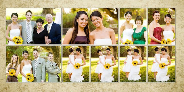 Beautiful Bride - Family Wedding Photography Portraits - Old Davie School