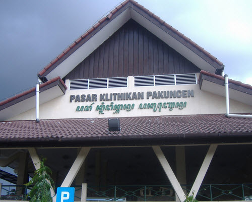 Pasar Maling