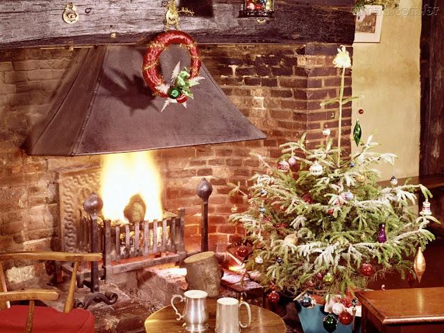 Imagens e Riscos de Natal