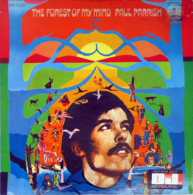 Paul Parrish -The Forest Of My Mind 1968 (Music Factory)