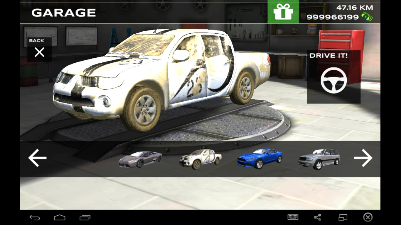 download extreme car racing 2 mod apk