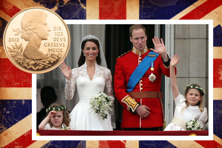 Jubilee collage, Royal Wedding, Union Jack, British heritage, Royal family, English heritage, Wills & Kate, Jubilee coin