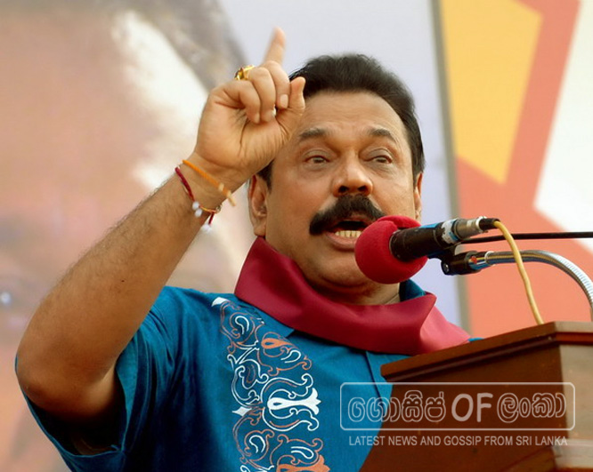 Former president Mahinda Rajapaksa to announce his party in 48 hrs