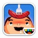 Toca Kitchen App iTunes App Icon Logo By Toca Boca AB - FreeApps.ws