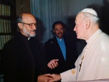 Monsignor Marv Mottet