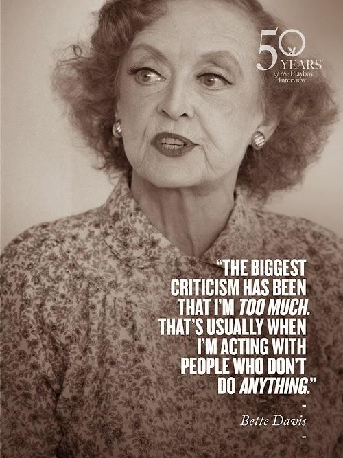 Bytes Bette Davis And Her Eyes