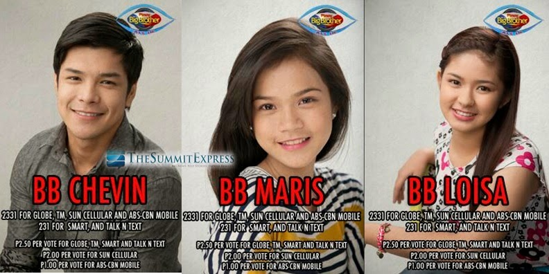 'PBB All In' first nomination night: Chevin, Maris and Loisa are nominated housemates