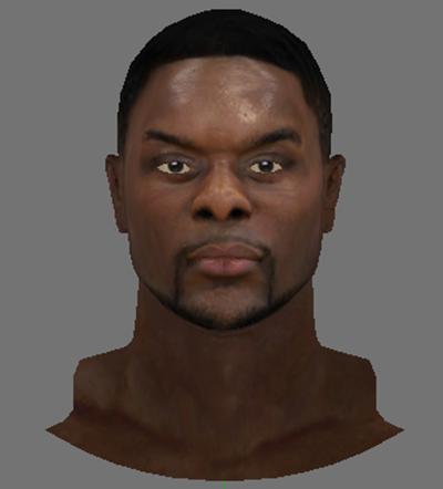 NBA 2K14 Lance Stephenson Next-Gen Face Mod
