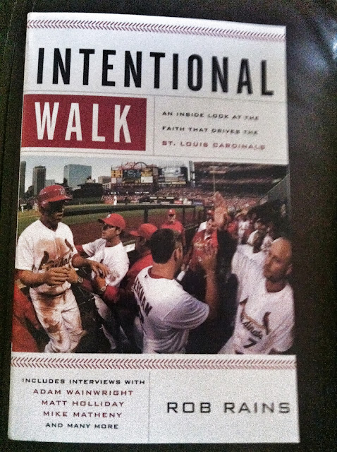 Intentional Walk by Rob Rains