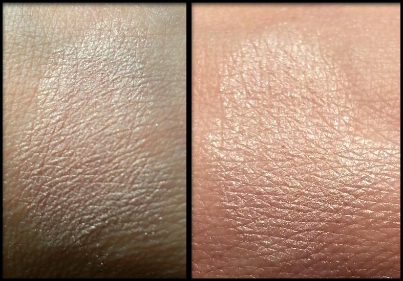 Neve Cosmetics - Cipria Minerale Illuminismo Swatch