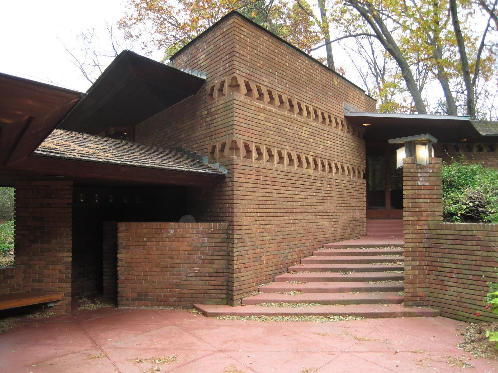 Colin edward slais architect designer frank lloyd wright for Frank lloyd wright palmer house