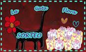 Visiten el blog de La gata Flora está de sorteo.