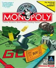 Westwood Monopoly 1995