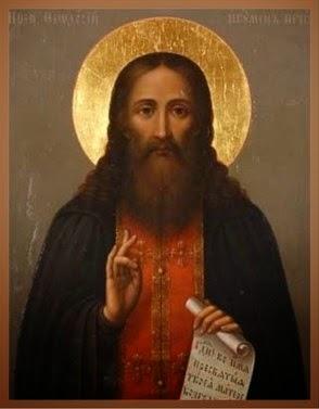 Azi 3 mai praznuirea Sfantului Teodosie de la Pecerska !