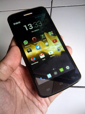 Harga dan Spesifikasi Smartphone Evercoss A7D Terbaru