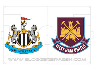 Prediksi Pertandingan West Ham United vs Newcastle United