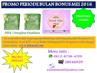 PROMO JOIN MEMBER AVAIL
