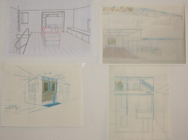 schizzi progettuali design sketches 03