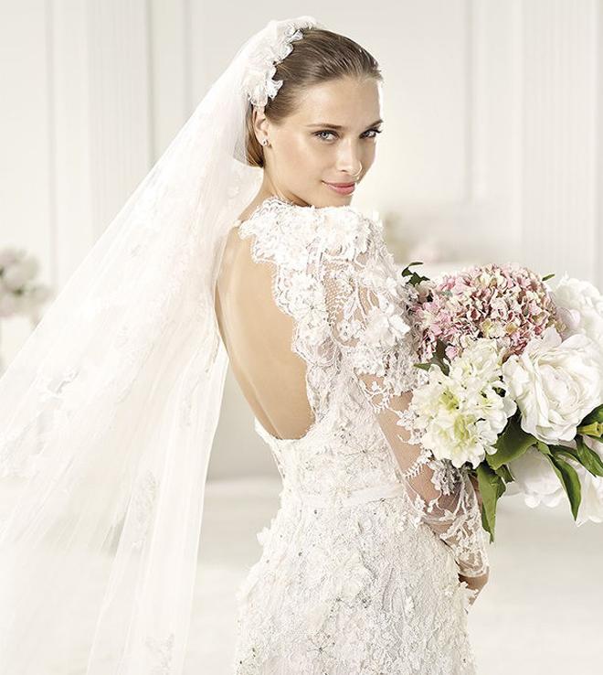 Vestido Noiva de Elie Saab para Pronovias 2013