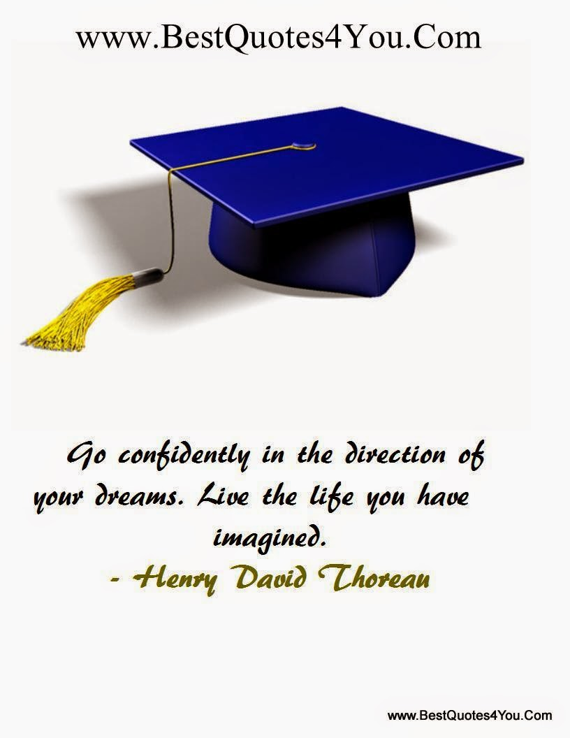 graduation quotes motivational pictures