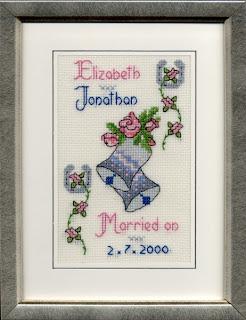 FREE WEDDING CROSS STITCH PATTERNS | Lena Patterns
