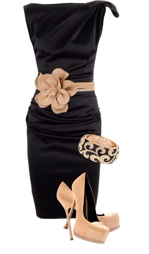 Amazingly Gorgeous Wedding Guest Outfit