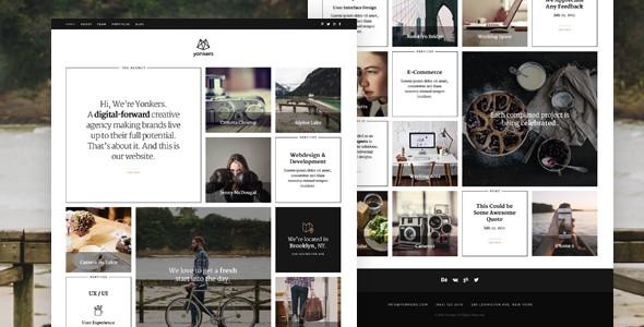 Best Responsive Portfolio Joomla Template