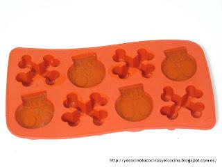 gelatina en un molde