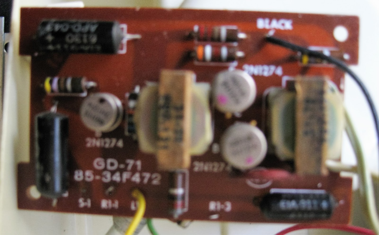 Diy Guitar Amp Hacks Few Transistor Amplifier Circuits All Of The Telephone Amplifiers Had Typical Circuit Design Except For Ampliphone And Heathkit Amps Which 1 Less Driving First