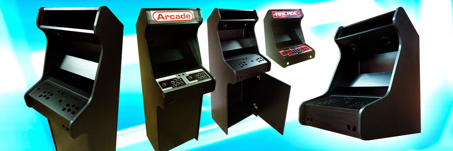 David ferriz creando una recreativa arcade con raspberry for Como hacer una maquina recreativa