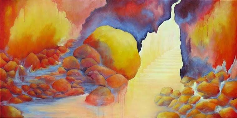 Christelijke kunst Schilderijen bij Christelijk geloof en Bijbel