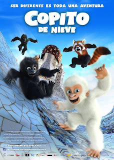 Copito de nieve: El Gorila Blanco (Snowflake, the White Gorilla) (2011) Español