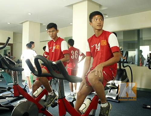 U19 Việt Nam đón tin vui trước trận quyết đấu U19 Trung Quốc
