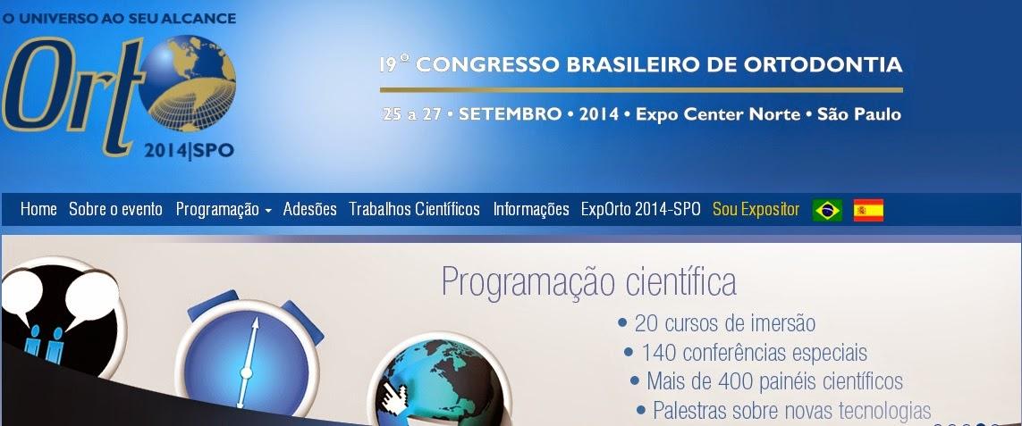 congresso ortodontia