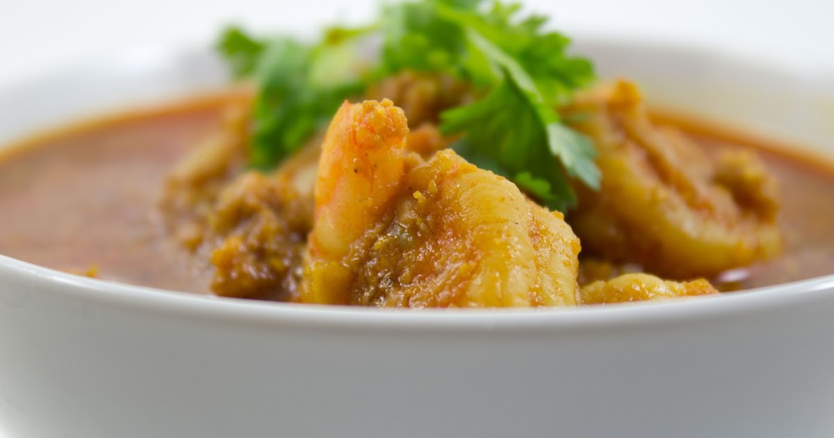 fabulous fridays: Coconut Shrimp Curry with Ginger Rice