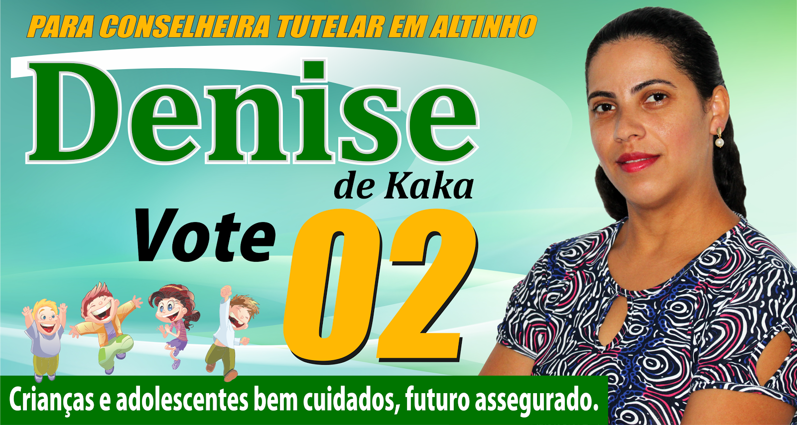 Denise de Kaka nº 02