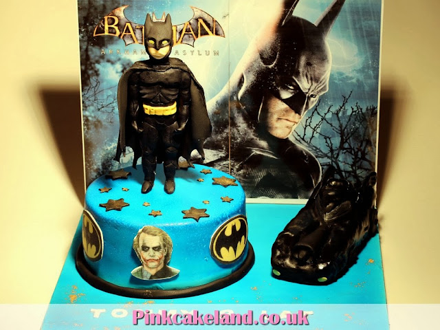 Batman Cake - Birthday Cake for Boy in London